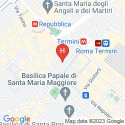 Mapa GIGLIO DELL'OPERA