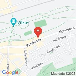 Mapa VOYAGE