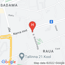 Mapa CENTER HOTEL