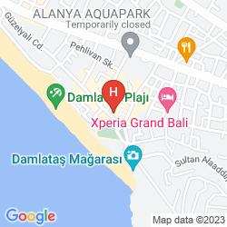 Mapa MOLA HOTEL