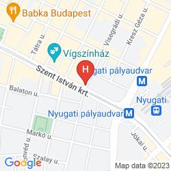 Mapa CITY HOTEL RING