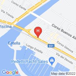 Mapa SUD EST