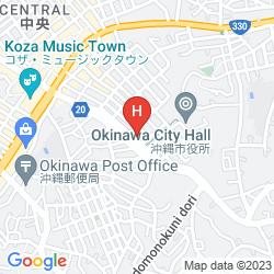 Mapa KOZA SHARE HOUSE (WOMEN ONLY)