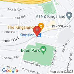Mapa AT EDEN PARK