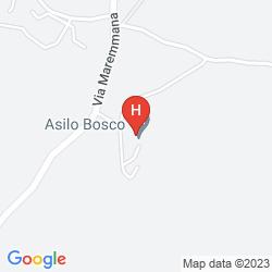 Mapa VILLA SAULINA