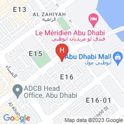 Mapa AL MANZEL HOTEL APARTMENTS