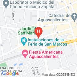 Mapa ART HOTEL