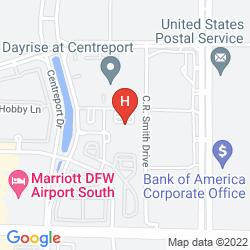 Mapa HOLIDAY INN EXPRESS PLUIT CITYGATE