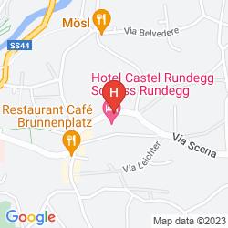 Mapa CASTEL RUNDEGG