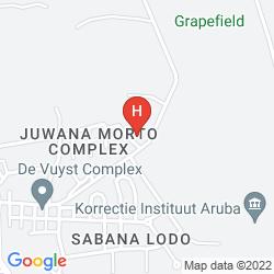 Mapa KITE-INN