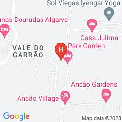 Mapa RIA PARK GARDEN HOTEL