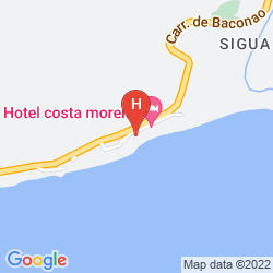 Mapa COSTA MORENA