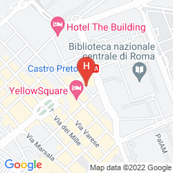 Mapa ALBERGO SANDRA
