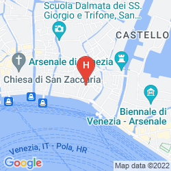 Mapa AL NUOVO TESON
