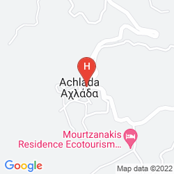 Mapa ACHLADA - MOURTZANAKIS RESIDENCE