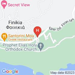 Mapa PANORAMA APARTMENTS