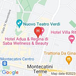 Mapa HOTEL VALTORTA