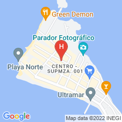 Mapa HOTEL PLAZA ALMENDROS