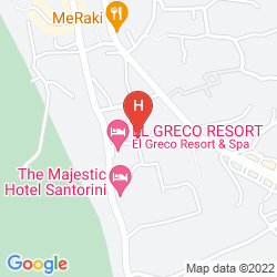 Mapa IFESTOS VILLA