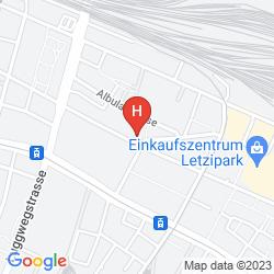 Mapa THE FLAG ZURICH