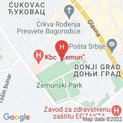 Mapa B HOTELS