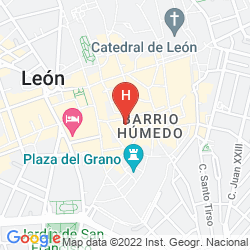 Mapa RINCON DEL CONDE