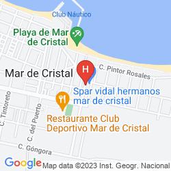 Mapa RIBERA BEACH RESORT