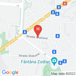 Mapa ATHENEE PALACE HILTON