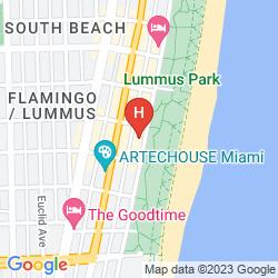 Mapa CASA GRANDE SUITE HOTEL