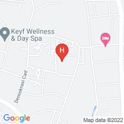 Mapa Q SPA RESORT HOTEL