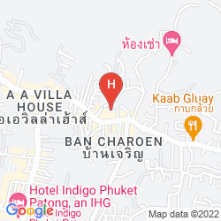 Mapa DFEEL HOSTEL