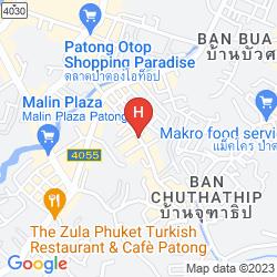Mapa TROY GUEST HOUSE