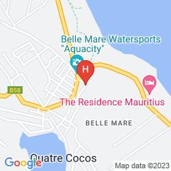 Mapa EDEN VILLA