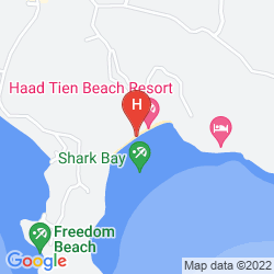 Mapa BEACH CLUB BY HAADTIEN