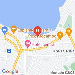 Mapa PESTANA SÃO TOMÉ