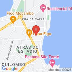 Mapa HOTEL MIRAMAR BY PESTANA