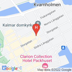 Mapa CALMAR STADSHOTELL