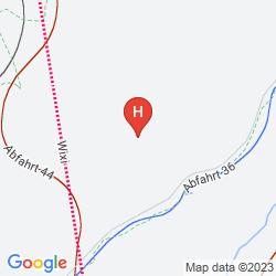 Mapa HOTEL CAPRICE