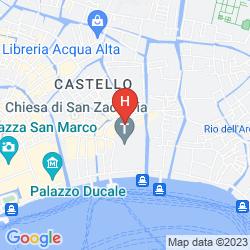 Mapa APARTMENTS SAN MARCO