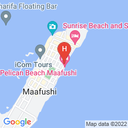 Mapa MAAFUSHI INN