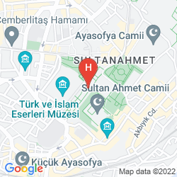 Mapa DOSSO DOSSI HOTELS OLD CITY
