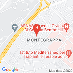 Mapa RESIDENCE HOTEL GLORIA