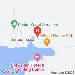 Mapa CORAL COVE MARINA HOTEL
