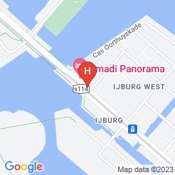 Mapa AMADI PANORAMA