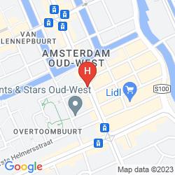 Mapa AMADI PARK HOTEL