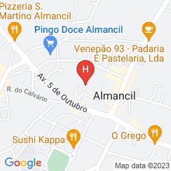 Mapa RIA PARK