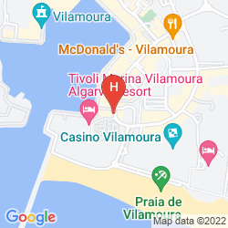 Mapa VILA GALE MARINA