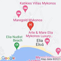 Mapa VILLA ALICE