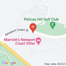 Mapa MARRIOTT'S NEWPORT COAST VILLAS