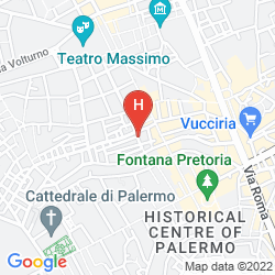 Mapa RESIDENCE ABSIDE